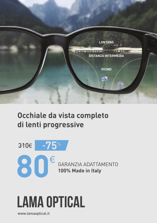 prezzo competitivo 2d7c1 787d8 Portfolio | Lama Optical